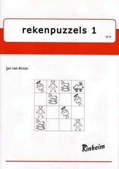 Fabulous Rekenpuzzels 1 (5ex) @JO09