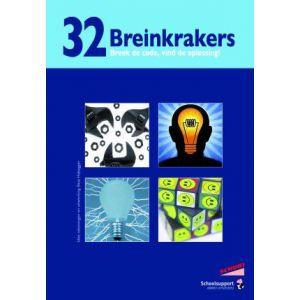 32 Breinkrakers (1 ex.)