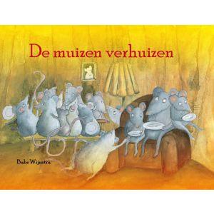 De muizen verhuizen - prentenboek
