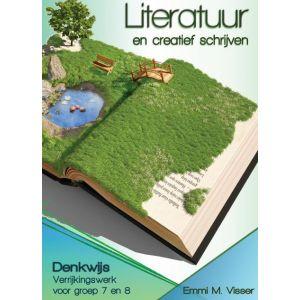 Literatuur en creatief schrijven, verrijkingswerk groep 7-8 (5 ex.)
