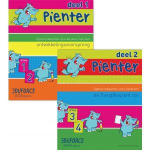 Duo-pakket Pienter deel 1 en 2