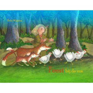Feest bij de vos - prentenboek