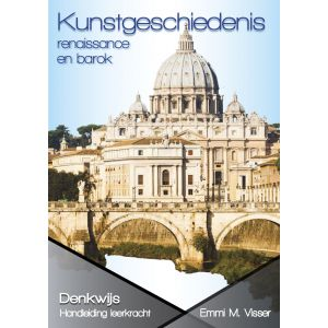 Handleiding Kunstgeschiedenis Renaissanse en barok