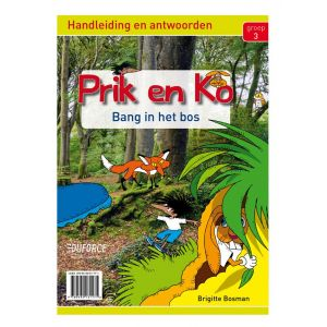 Handleiding groep 3 Prik en Ko, pluswerk