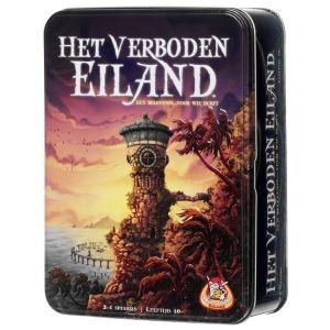 Het Verboden Eiland - Coöperatief spel