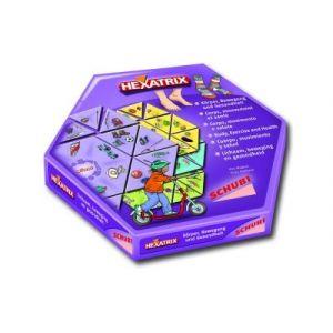 Hexatrix: Lichaam, beweging en gezondheid, spelmateriaal