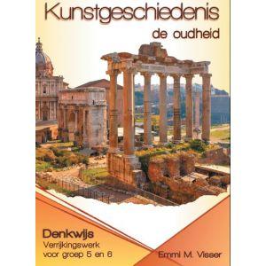 Kunstgeschiedenis De oudheid - groep 5 en 6 (5 ex.)