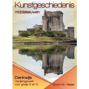 Kunstgeschiedenis Middeleeuwen - groep 5 en 6 (5 ex.)