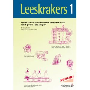 Leeskrakers 1 (1 ex.)