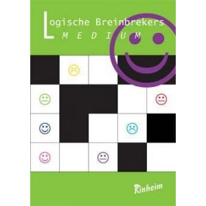 Logische Breinbrekers 2 Medium (5 ex.)