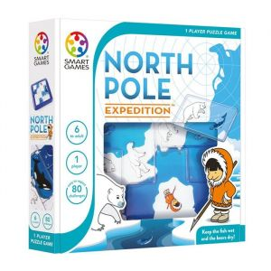 North Pole Expedition SmartGames
