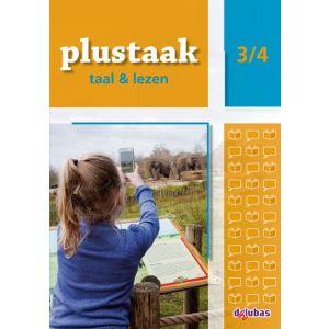 Plustaak Taal & Lezen Nieuw 3/4 (5 stuks)