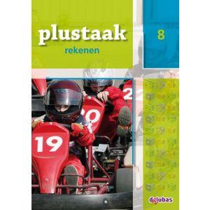 Plustaak rekenen werkboek groep 8 (5 ex.)