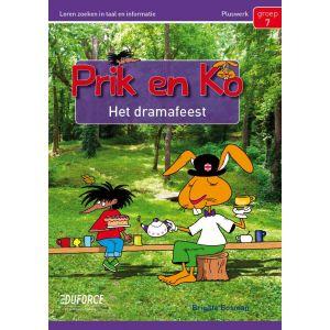 Prik en Ko groep 7, pluswerk (5 ex.)
