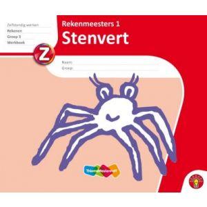 Rekenmeesters 1 Stenvert (5 stuks)