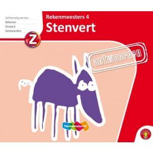 Rekenmeesters 4 Stenvert, antwoorden