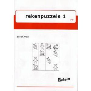 Rekenpuzzels 1 (5ex)