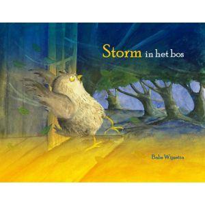 Storm in het bos - prentenboek