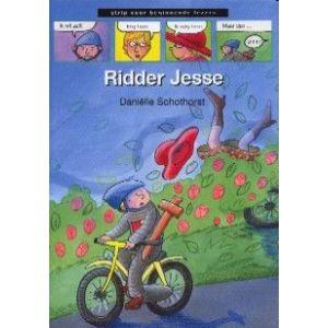 Ridder Jesse strips voor beginnende lezers