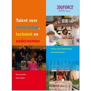 Talent voor wetenschap, techniek en ondernemen