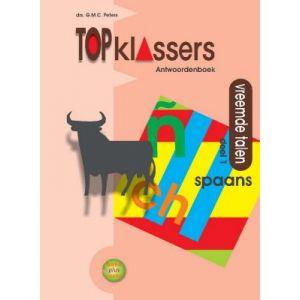 Topklassers: Vreemde Talen, Spaans, groep 7 en 8, antwoorden