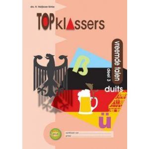 Topklassers: Vreemde Talen, Duits, groep 7 - 8 + VO (5 ex.