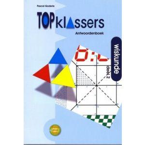 Topklassers: Wiskunde deel 2, groep 7 - 8 + VO, antwoorden