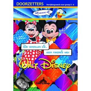 Doorzetters Walt Disney, verrijkingswerk groep 5-6 (5 ex.)