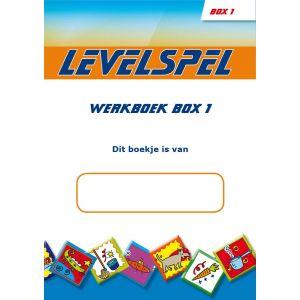 Werkboek Levelspel box 1 (5 ex.)