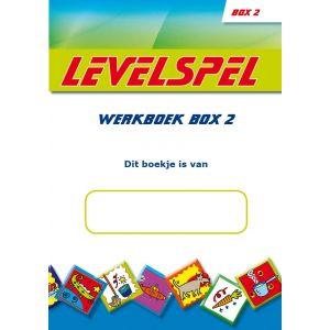 Werkboek Levelspel box 2 (5 ex.)