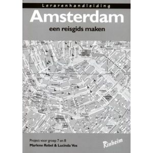 Werkgids Amsterdam, handleiding
