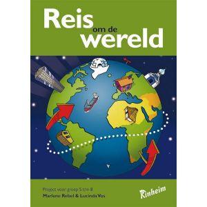 Werkgids Reis om de wereld (5 ex.)