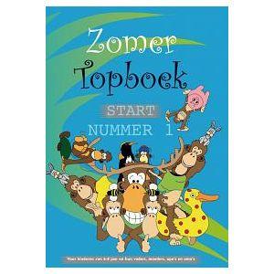 ZomerTOPboek Start nummer 1