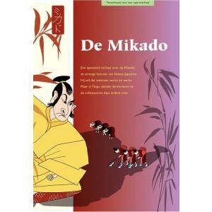De Mikado - toneellezen met een operaverhaal