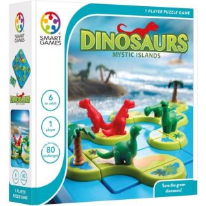 Dinosaurs mystic islands SmartGames