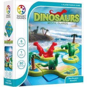 Dinosaurs mystic islands SmartGames