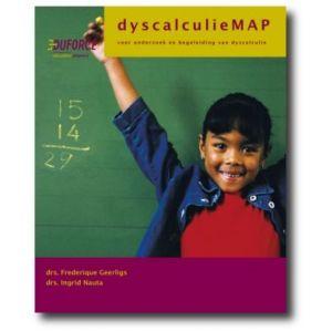 DyscalculieMAP, informatie, onderzoek en behandeling