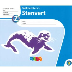 STENVERT - Taalmeesters 1, groep 3 (5 ex.)