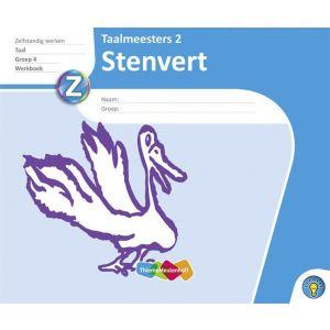 STENVERT - Taalmeesters 2, groep 4 (5 ex.)