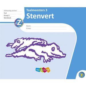 STENVERT - Taalmeesters 3, groep 5 (5 ex.)