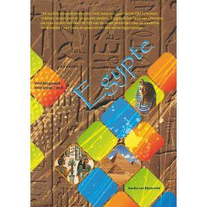 (1 ex.) Egypte, verrijkingswerk groep 7-8