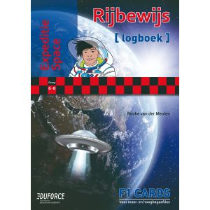 Expeditie Space - Rijbewijs F1 Cards