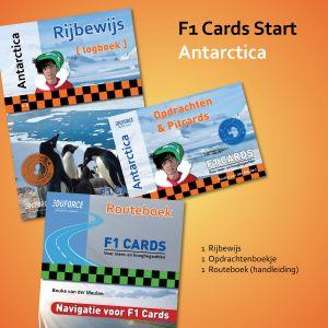 F1 Cards Start