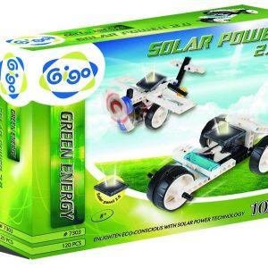Solar Power 2.0 Gigo 7303