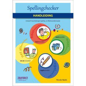 Handleiding Spellingchecker