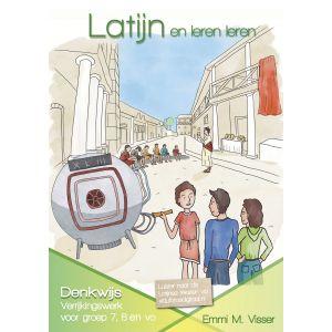 (1ex) Latijn en leren leren, groep 7, 8 en vo