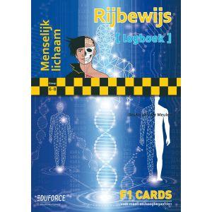 Menselijk lichaam - Rijbewijs F1 Cards