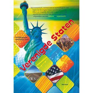 (1 ex.) Verenigde Staten, verrijkingswerk groep 7-8