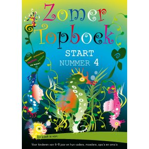 ZomerTOPboek Start nummer 4