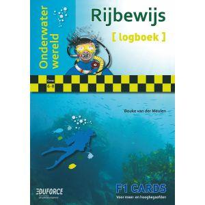 Onderwaterwereld - Rijbewijs F1 Cards